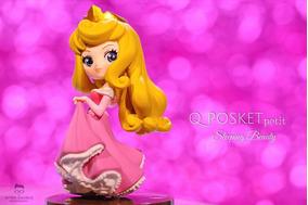 Qposket Petit Disney Aurora