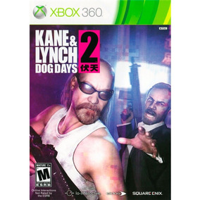 Jogo Kane E Lynch 2 Dog Days - Xbox 360 Midia Fisica