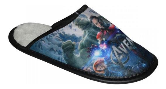 Pantufa Avengers Infantil