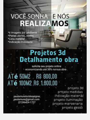 Imagem 1 de 1 de Projetos De Reforma