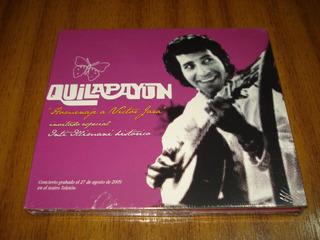 Cd+dvd Quilapayun / Homenaje A Victor Jara (nuevo Y Sellado)