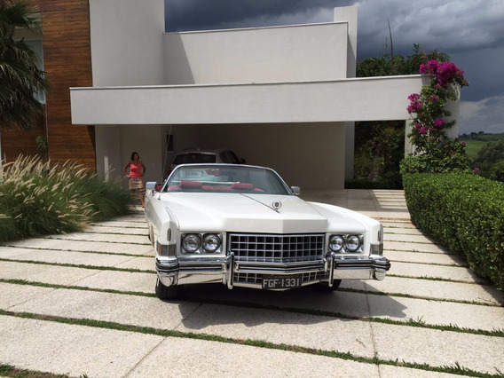 Cadillac Eldorado Conversível, 235cv