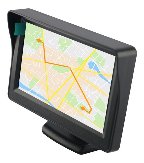 Tft - Lcd Color Monitor 4.3