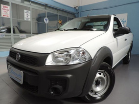 Fiat Strada Working, Cabine Simples, Motor 1.4, Ano 2015,