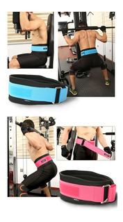 Cinturon Para Pesas Aolikes Ideal Para Gym Crossfit Fitness
