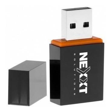 Adaptador Wifi Usb Nexxt Nano Lynx 301 - 300 Mbps