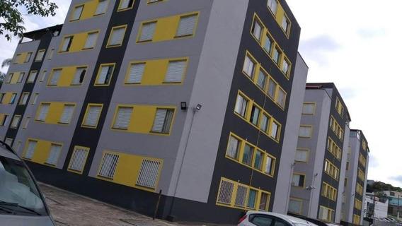 Apartamento Com 3 Dormitórios À Venda, 50 M² Por R$ 250.000,00 - Vila Carmosina - São Paulo/sp - Ap20784