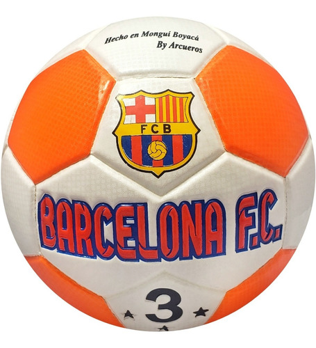 Balón Tamaño #3 Del Barcelona F.c