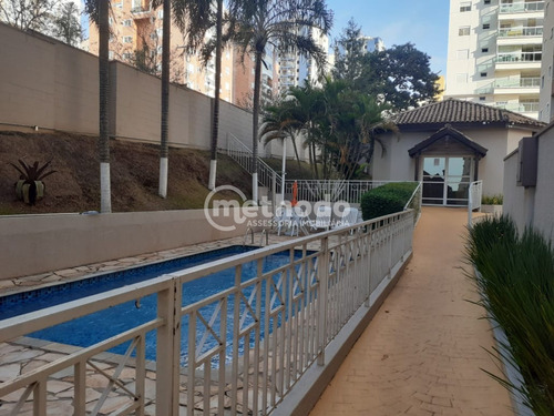 Apartamento Venda Condomínio Mansões Santo Antonio Campinas Sp - Ap00583 - 68215364