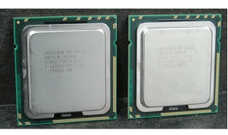 Par Identico De Cpu Intel Xeon X5650 12 Nucleos 2.66ghz