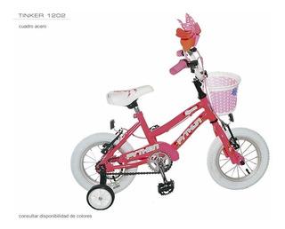 Bicicletas Rod. 12 Nena Full