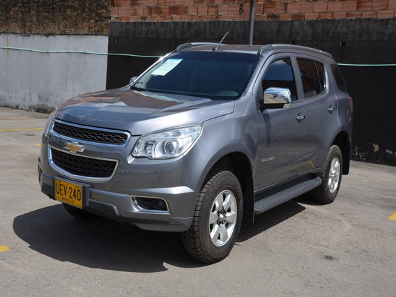 Chevrolet Trail Blazer 2.8 Placa Uev240