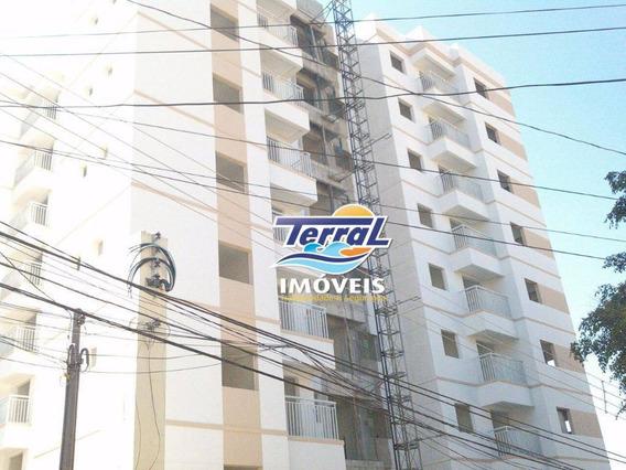 Apartamento Residencial À Venda, Tucuruvi, São Paulo. - Ap7307