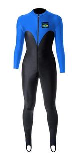 Traje Buzo/natación/snorkel Poliolefin/spandex 2xl Aeroskin
