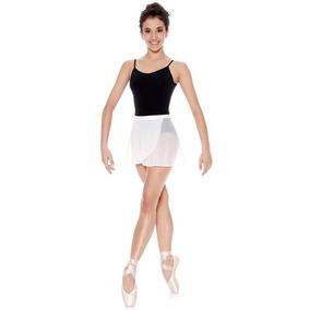 d252155bd Saia Transpassada Ballet - Saias ao melhor preço no Mercado Livre Brasil