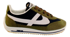 Tenis Atleticos Jogger Mujer Panam Pm040