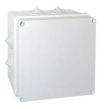 Caja De Paso Plastica Nema Ip65 Intemperie 4x4