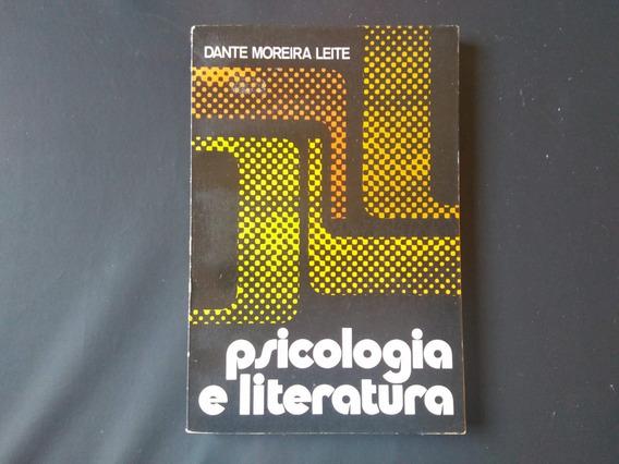 Livro Psicologia E Literatura