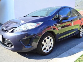 Ford Fiesta 1.6 S 5vel Sedan Mt