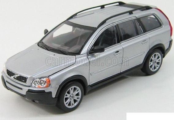 Volvo Xc90 1/24 By Welly