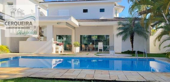 Casa Com 4 Dormitórios À Venda, 380 M² Por R$ 1.200.000 - Acapulco - Guarujá/sp - Ca0558
