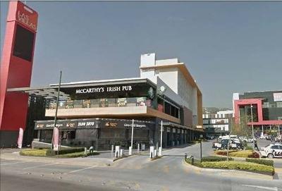 Rento Local Comercial En Plaza Las Villas