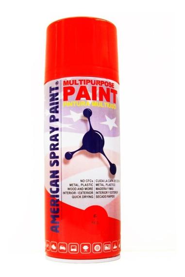 Pintura En Aerosol Multiuso - American Spray Paint - 400ml