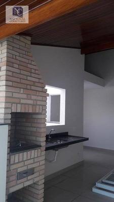 Cobertura Residencial À Venda, Parque Jaçatuba, Santo André. - Co2108