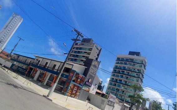 Cobertura Em Ponta Negra, Natal/rn De 105m² 2 Quartos À Venda Por R$ 579.000,00 - Co210541