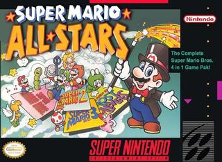Super Mario All Stars + Mario World Snes Pc/android Windows