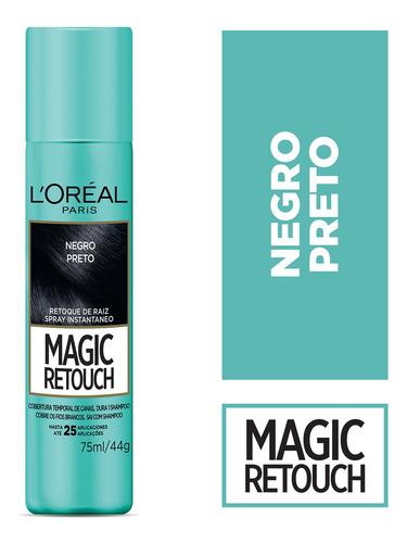 Spray Retocador De Raices Magic Retouch Loreal Paris
