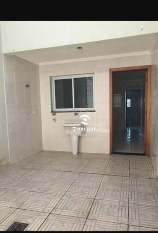 Imagem 1 de 15 de Sobrado À Venda, 120 M² Por R$ 395.000,00 - Vila Linda - Santo André/sp - So3543