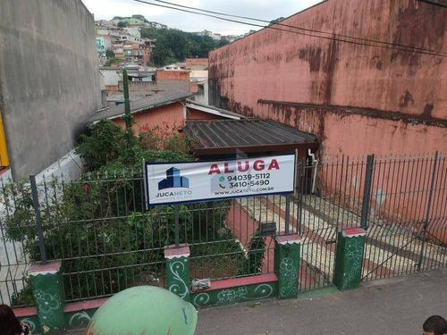 Terreno À Venda, 300 M² Por R$ 1.700.000,00 - Jardim Zaira - Mauá/sp - Te0044