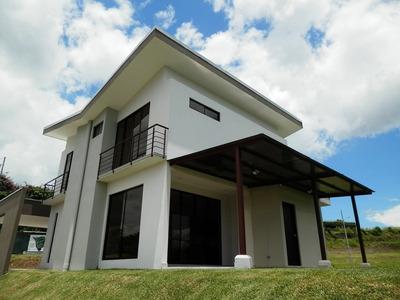 Se Vende Casa Para Estrenar En Exclusivo Condominio
