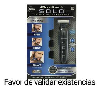Rasuradora Microtouch Con Accesorios