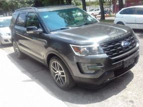 Ford Explorer 3.5 Sport Mt