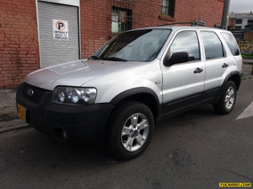 Ford Escape Xls At 3000cc 4x4