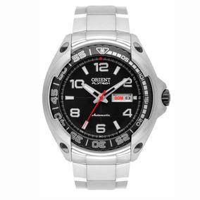 Relógio Orient Flytech Automático Titânio Masculino 469ti005