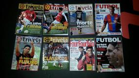 Revista Trivela Lote + 3 Revistas De Brinde