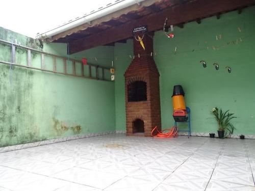 Casa Residencial À Venda, Jardim Praia Grande, Mongaguá. - Ca0381