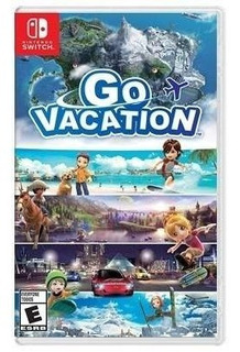 Go Vacation - Juego Físico Switch - Sniper Game