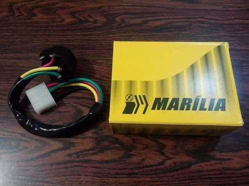 Conmutador Ignición Chev Chevette 4 Cables Marilia Rd09019