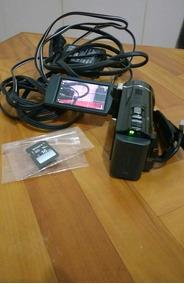 Filmadora Sony Hdr-cx200 Mais Cartao De Brinde
