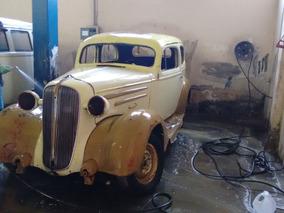 Chevrolet/gm 1936 Sedan 2 Portas Carro Antigo De Coleçao