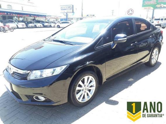 Honda Civic Sedan Lxr 2.0 16v