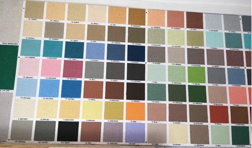 Imagem 1 de 5 de Revestimentos Textura Grafiato Textura Projetada