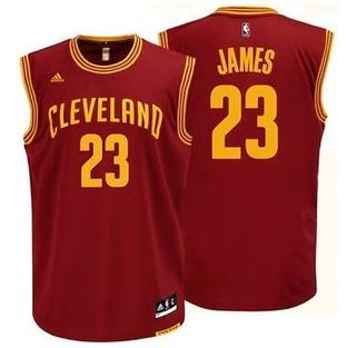 Camisa Cleveland Cavaliers Lebron James Nba Basquete