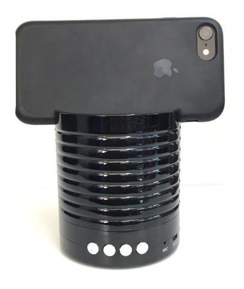 Caixa De Som 3w Bluetooth/rádio Fm/sd