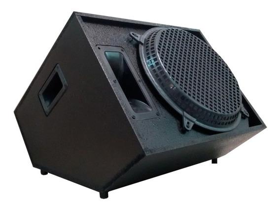 Caixa Acústica Som Retorno Palco 225 Rms - Passiva Music Way