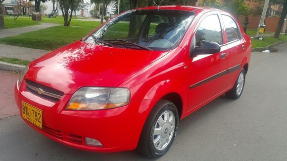Chevrolet Aveo Family 2006